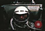 Image of Astronaut Alan Shepard United States USA, 1960, second 2 stock footage video 65675023297