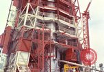 Image of Atlas missile11F United States USA, 1958, second 55 stock footage video 65675023308