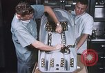 Image of Chimpanzee for spacecraft testing United States USA, 1960, second 2 stock footage video 65675023324