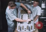 Image of Chimpanzee for spacecraft testing United States USA, 1960, second 3 stock footage video 65675023324