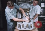 Image of Chimpanzee for spacecraft testing United States USA, 1960, second 5 stock footage video 65675023324