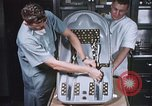 Image of Chimpanzee for spacecraft testing United States USA, 1960, second 6 stock footage video 65675023324