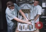 Image of Chimpanzee for spacecraft testing United States USA, 1960, second 8 stock footage video 65675023324
