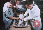 Image of Chimpanzee for spacecraft testing United States USA, 1960, second 22 stock footage video 65675023324