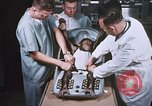 Image of Chimpanzee for spacecraft testing United States USA, 1960, second 27 stock footage video 65675023324
