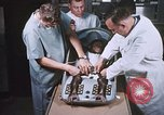 Image of Chimpanzee for spacecraft testing United States USA, 1960, second 30 stock footage video 65675023324
