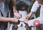 Image of Chimpanzee for spacecraft testing United States USA, 1960, second 38 stock footage video 65675023324