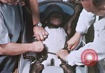 Image of Chimpanzee for spacecraft testing United States USA, 1960, second 39 stock footage video 65675023324