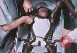 Image of Chimpanzee for spacecraft testing United States USA, 1960, second 46 stock footage video 65675023324