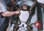 Image of Chimpanzee for spacecraft testing United States USA, 1960, second 48 stock footage video 65675023324