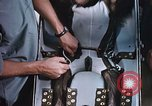 Image of Chimpanzee for spacecraft testing United States USA, 1960, second 55 stock footage video 65675023324