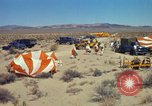 Image of Astronauts survival training Stead Air Force Base Nevada USA, 1960, second 28 stock footage video 65675023341