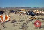 Image of Astronauts survival training Stead Air Force Base Nevada USA, 1960, second 32 stock footage video 65675023341