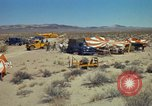 Image of Astronauts survival training Stead Air Force Base Nevada USA, 1960, second 38 stock footage video 65675023341