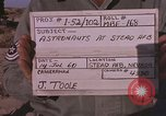 Image of Astronauts survival training Nevada United States USA, 1960, second 2 stock footage video 65675023343