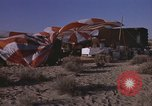 Image of Astronauts survival training Nevada United States USA, 1960, second 5 stock footage video 65675023343