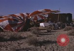 Image of Astronauts survival training Nevada United States USA, 1960, second 6 stock footage video 65675023343