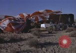 Image of Astronauts survival training Nevada United States USA, 1960, second 9 stock footage video 65675023343