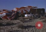 Image of Astronauts survival training Nevada United States USA, 1960, second 11 stock footage video 65675023343