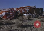 Image of Astronauts survival training Nevada United States USA, 1960, second 12 stock footage video 65675023343