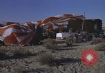 Image of Astronauts survival training Nevada United States USA, 1960, second 14 stock footage video 65675023343