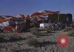 Image of Astronauts survival training Nevada United States USA, 1960, second 15 stock footage video 65675023343