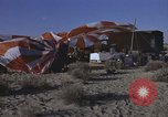 Image of Astronauts survival training Nevada United States USA, 1960, second 16 stock footage video 65675023343