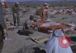 Image of Astronauts survival training Nevada United States USA, 1960, second 23 stock footage video 65675023343