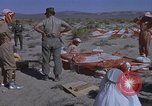 Image of Astronauts survival training Nevada United States USA, 1960, second 31 stock footage video 65675023343