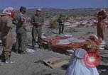 Image of Astronauts survival training Nevada United States USA, 1960, second 38 stock footage video 65675023343