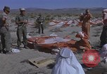 Image of Astronauts survival training Nevada United States USA, 1960, second 41 stock footage video 65675023343