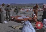 Image of Astronauts survival training Nevada United States USA, 1960, second 42 stock footage video 65675023343