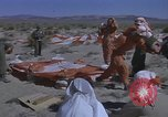 Image of Astronauts survival training Nevada United States USA, 1960, second 46 stock footage video 65675023343