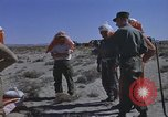 Image of Astronauts survival training Nevada United States USA, 1960, second 54 stock footage video 65675023343