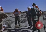 Image of Astronauts survival training Nevada United States USA, 1960, second 56 stock footage video 65675023343