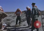 Image of Astronauts survival training Nevada United States USA, 1960, second 61 stock footage video 65675023343
