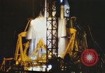 Image of Atlas missile 51D Cape Canaveral Florida USA, 1961, second 29 stock footage video 65675023351