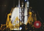 Image of Atlas missile 51D Cape Canaveral Florida USA, 1961, second 31 stock footage video 65675023351