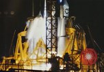 Image of Atlas missile 51D Cape Canaveral Florida USA, 1961, second 32 stock footage video 65675023351