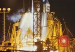 Image of Atlas missile 51D Cape Canaveral Florida USA, 1961, second 34 stock footage video 65675023351