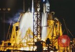 Image of Atlas missile 51D Cape Canaveral Florida USA, 1961, second 35 stock footage video 65675023351