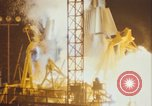 Image of Atlas missile 51D Cape Canaveral Florida USA, 1961, second 43 stock footage video 65675023351