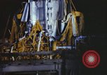 Image of Atlas missile 51D Cape Canaveral Florida USA, 1961, second 8 stock footage video 65675023354