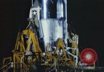 Image of Atlas missile 51D Cape Canaveral Florida USA, 1961, second 4 stock footage video 65675023355