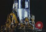 Image of Atlas missile 51D Cape Canaveral Florida USA, 1961, second 9 stock footage video 65675023355