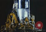 Image of Atlas missile 51D Cape Canaveral Florida USA, 1961, second 18 stock footage video 65675023355