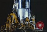 Image of Atlas missile 51D Cape Canaveral Florida USA, 1961, second 20 stock footage video 65675023355