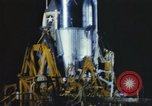 Image of Atlas missile 51D Cape Canaveral Florida USA, 1961, second 22 stock footage video 65675023355