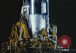 Image of Atlas missile 51D Cape Canaveral Florida USA, 1961, second 25 stock footage video 65675023355