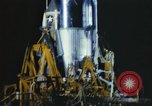 Image of Atlas missile 51D Cape Canaveral Florida USA, 1961, second 26 stock footage video 65675023355